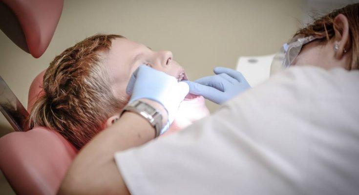 Ett besök till tandläkaren